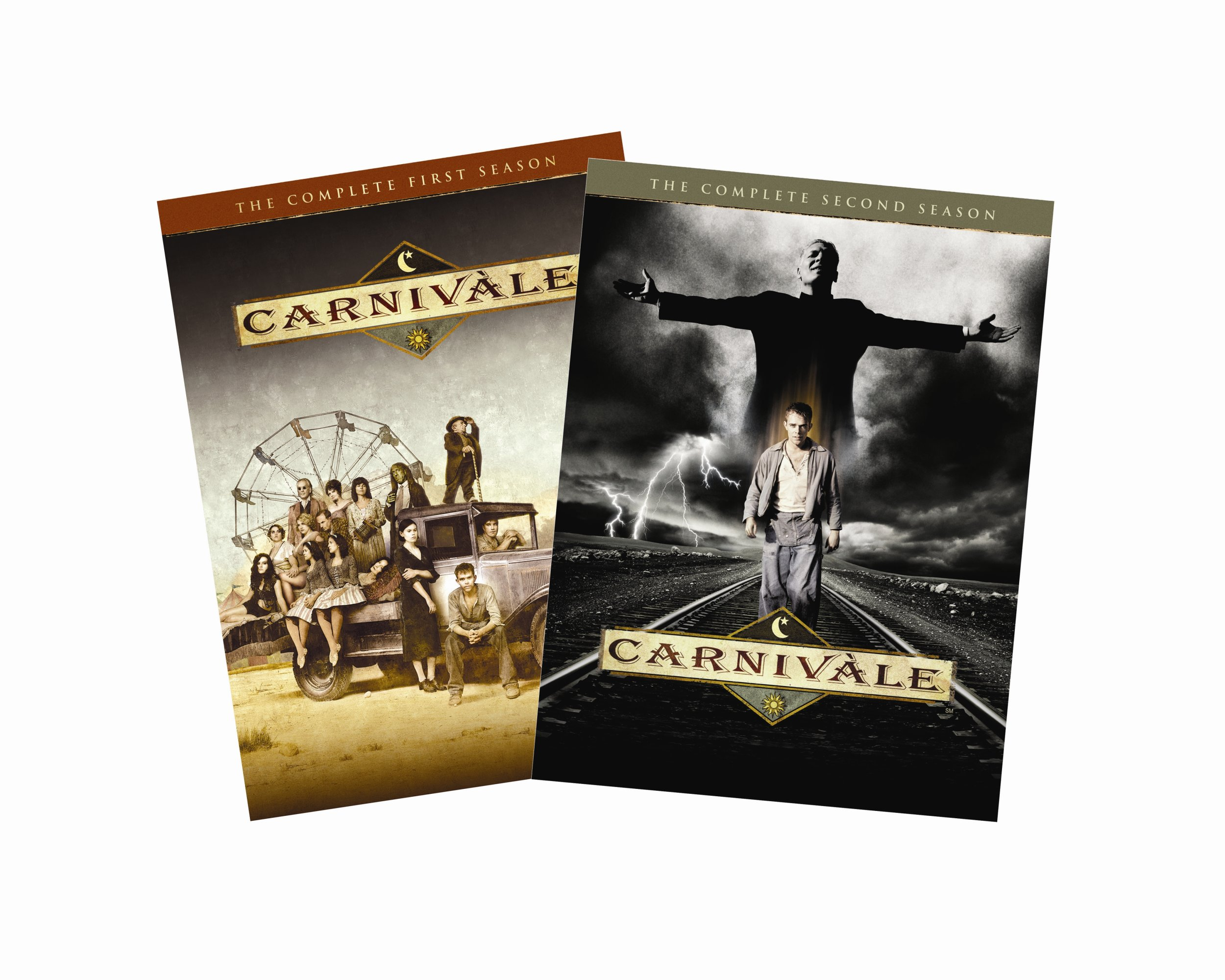 Carnivale: The Complete First Two Seasons by CARNIVALE