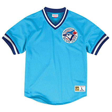 competitive price 6ec0e b149e Amazon.com : Mitchell & Ness Toronto Blue Jays MLB Men's ...