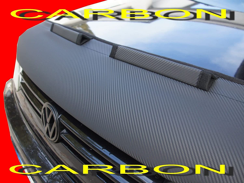 AB-00904 CARBON OPTIK BRA f/ür SLK Bj 1996-2004 Haubenbra Steinschlagschutz Tuning Bonnet Bra