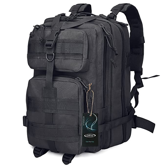 G4Free 40L Outdoor Sport Military Backpack