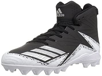 on sale 5d153 aca06 adidas Performance Mens Freak Mid Md Footballschuhe - Schwarz 11 US