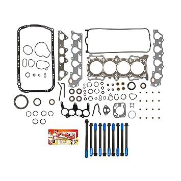 Head Gasket Set Timing Belt Kit Water Pump Fit 94-97 Honda Accord Acura F22B1