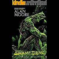 Saga of the Swamp Thing: Book Three book cover
