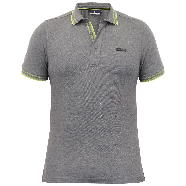 Mens-Ente und Abdeckung Intensiv Polo Shirt Baumwolle Kurz Ärmel Piquet  Gekippt Top: Amazon.de: Bekleidung