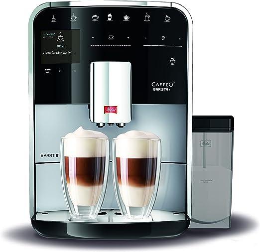 Melitta Barista T Smart F830-101 Cafetera automática, Molinillo ...