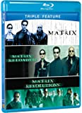 The Matrix Trilogy - 3 Movies Collection: The Matrix + The Matrix Reloaded + The Matrix Revolutions (3-Disc Box Set)