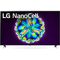 LG 49NANO85UNA Alexa Built-In NanoCell 85 Series 49' 4K Smart UHD NanoCell TV (2020)