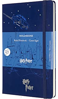 Amazon.com : Moleskine Harry Potter Limited Edition Notebook ...