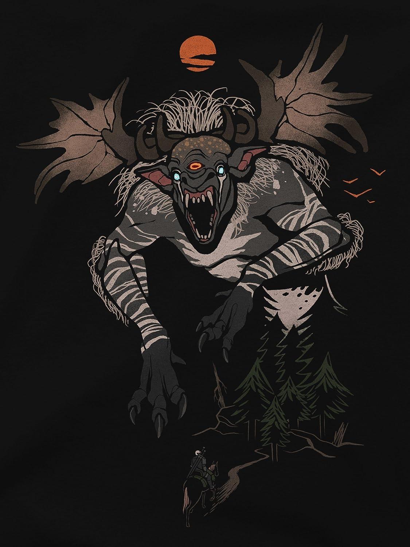 Amazon com: JINX The Witcher 3 Men's Fiend Forest Premium