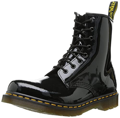 Dr. Martens Original 1460 Patent, Women's Boots, Black, 3 UK(36