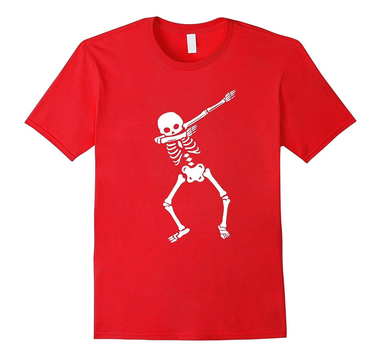 f6eed143 Cool Dabbing Skeleton T Shirt Dab Hip Hop Funny Dance Gift-TD – Teedep
