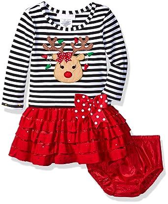 Amazon Bonnie Baby Baby Girls Knit Tutu Dress And Panty Set