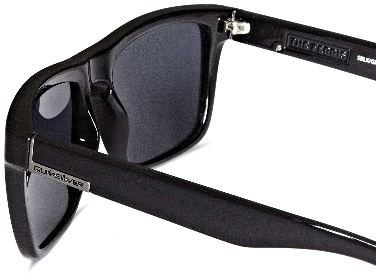 Quiksilver The Ferris Sunglasses - Shiny Black