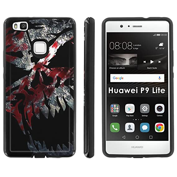 best loved 16211 a3224 Amazon.com: Huawei P9 Lite [Dual Armor ShockProof Case] [ArmorXtreme ...
