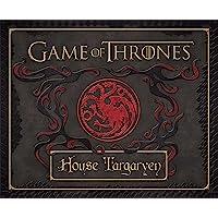 Game of Thrones: House Targaryen Deluxe Stationery Set