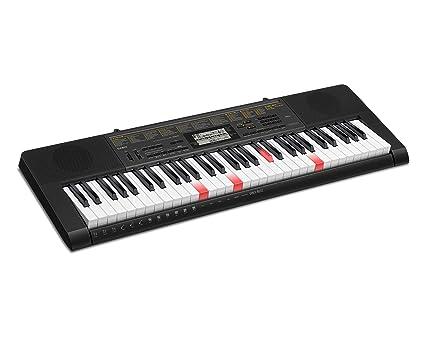Casio LK-265 61keys Negro piano digital - Teclado electrónico (5,5 W