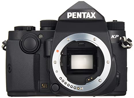 PENTAX KP [Cuerpo (Lentes Opcional)] (Negro) / cámara réflex ...