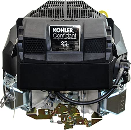 kohler command 12 5 ohv wiring diagram amazon com kohler 25hp confidant  vertical 1 1 8  x 4 3 8  shaft  amazon com kohler 25hp confidant