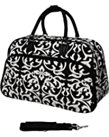 World Traveler 21-Inch Carry-On Shoulder Tote Duffel Bag