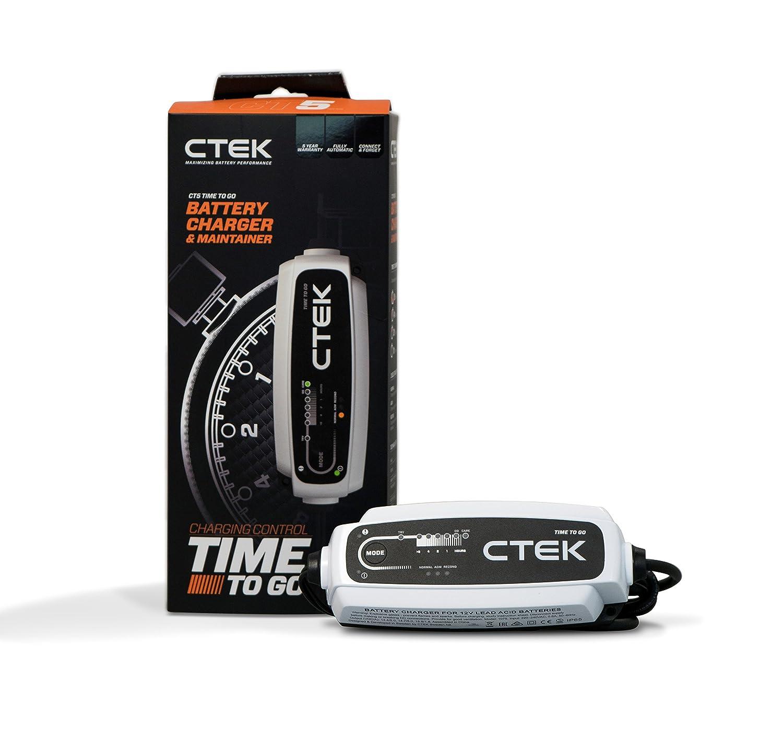 CTEK 40-161 CT5 Time To Go: Amazon.es: Coche y moto