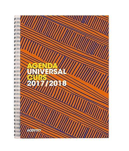 Additio Universal - Agenda catalán 2017-18 día página ...