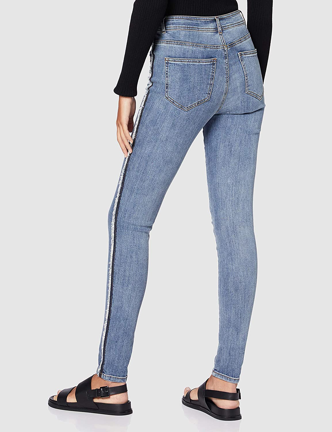 Marchio find Jeans Skinny Vita Regular Donna