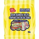 Lady Sarah Sour Rainbow Belts Candy Bag 120G Per Bag
