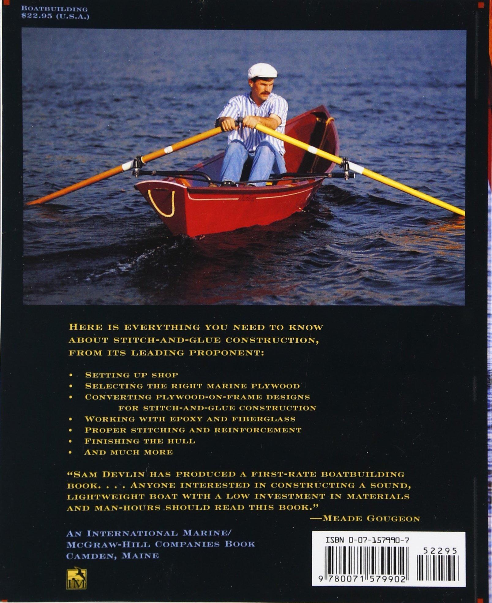 Devlin's Boatbuilding: How To Build Any Boat The Stitchandglue Way:  Samual Devlin: 8601400759950: Amazon: Books