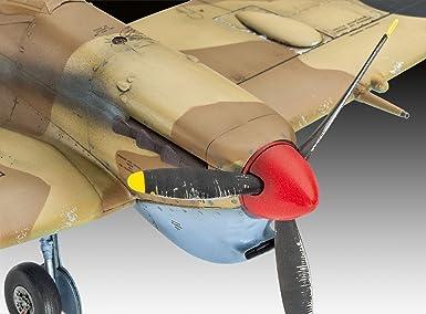 Revell of Germany Super Marine Spitfire Mk.VC Building Kit