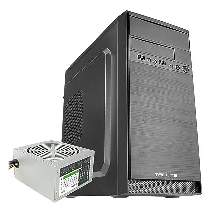 Tacens Anima AC4 500 PC-Gehäuse Micro ATX + Netzteil 500W