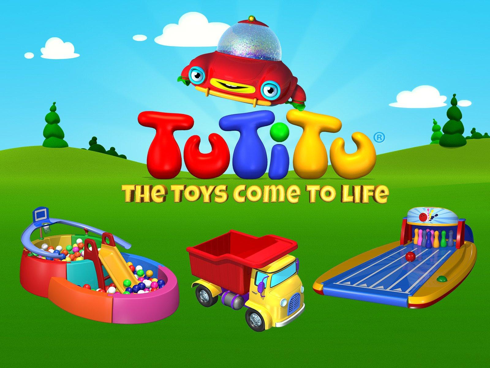 TuTiTu on Amazon Prime Video UK