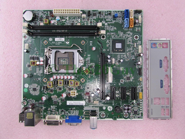 HP Pro 3400 MT 657002-001 H-Coupertino2-H61 uATX 1.02 Socket 1155 Motherboard