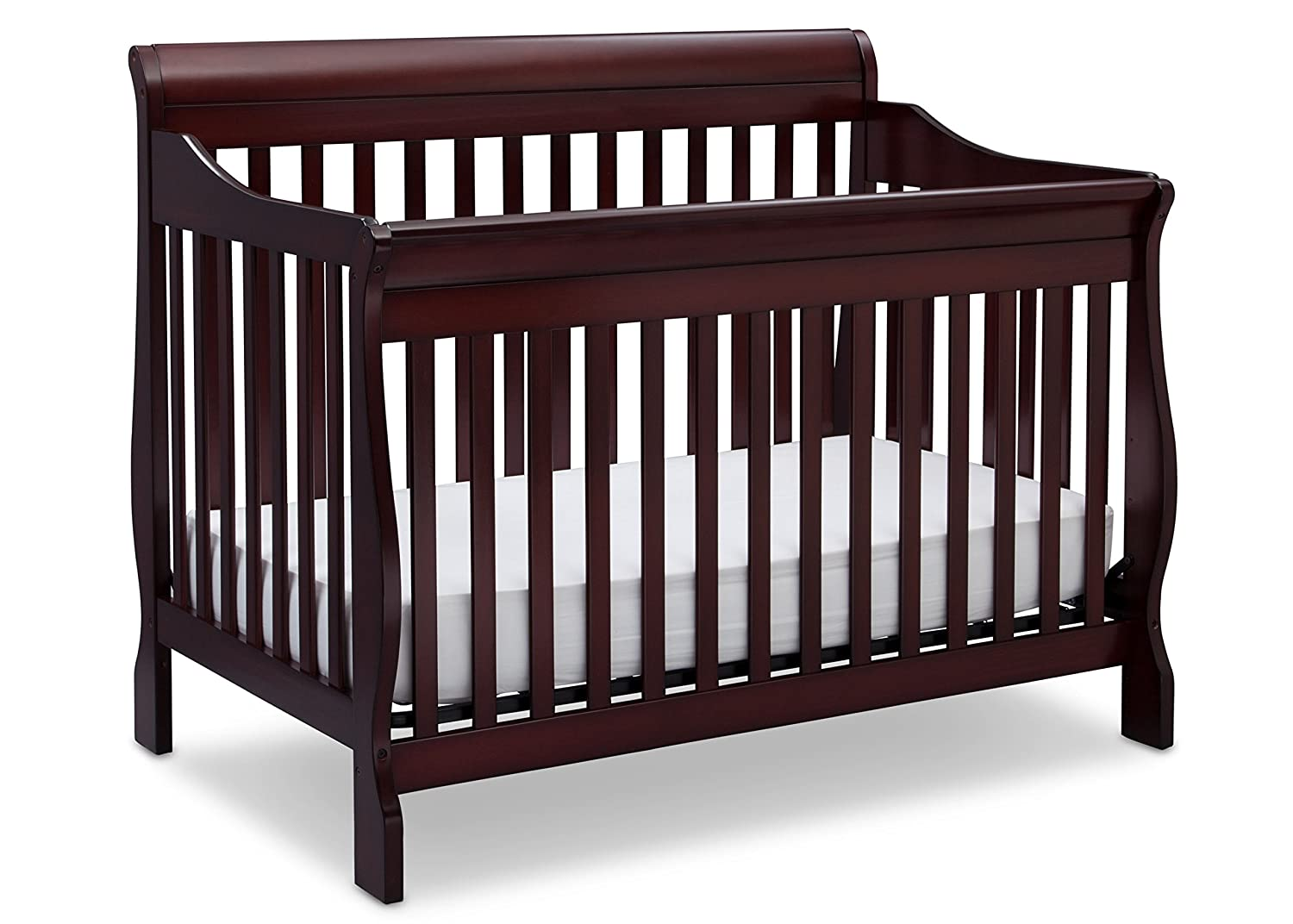 convertible baby cribs. Amazon.com : Delta Children Canton 4-in-1 Convertible Baby Crib, Espresso Cherry Cribs V