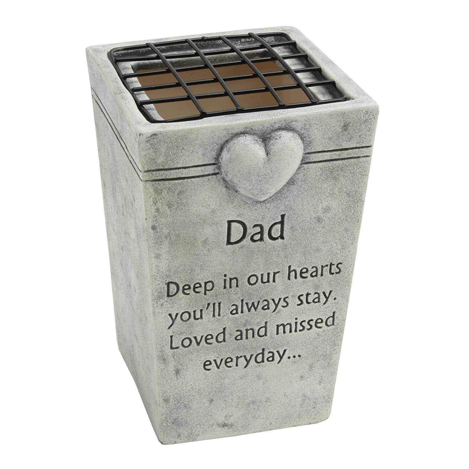 Graveside memorial ornaments dad grave flower pot holder amazon graveside memorial ornaments dad grave flower pot holder amazon kitchen home dhlflorist Image collections