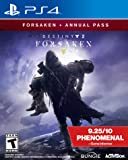 Destiny 2: Forsaken + Annual Pass - PS4 [Digital Code]