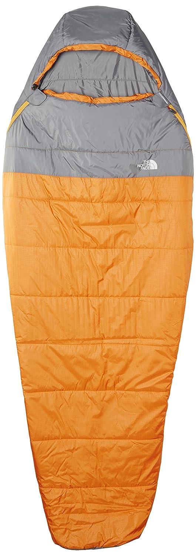 メンズThe North Face Aleutian 35 / 2 sleepingバッグ B00DHZHRFG  Russet Orange/Zinc Grey Left Hand