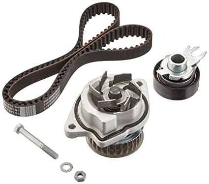 Amazon.com: SEAT Cordoba Arosa VW Polo BOSCH Timing Belt Kit + Water Pump 1.0-1.4L 1995-2005: Automotive