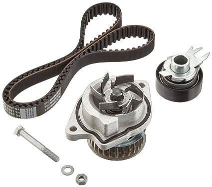 Amazon.com: SEAT Cordoba Arosa VW Polo BOSCH Timing Belt Kit + Water Pump 1.0-1.4L 1995-2005: Automotive