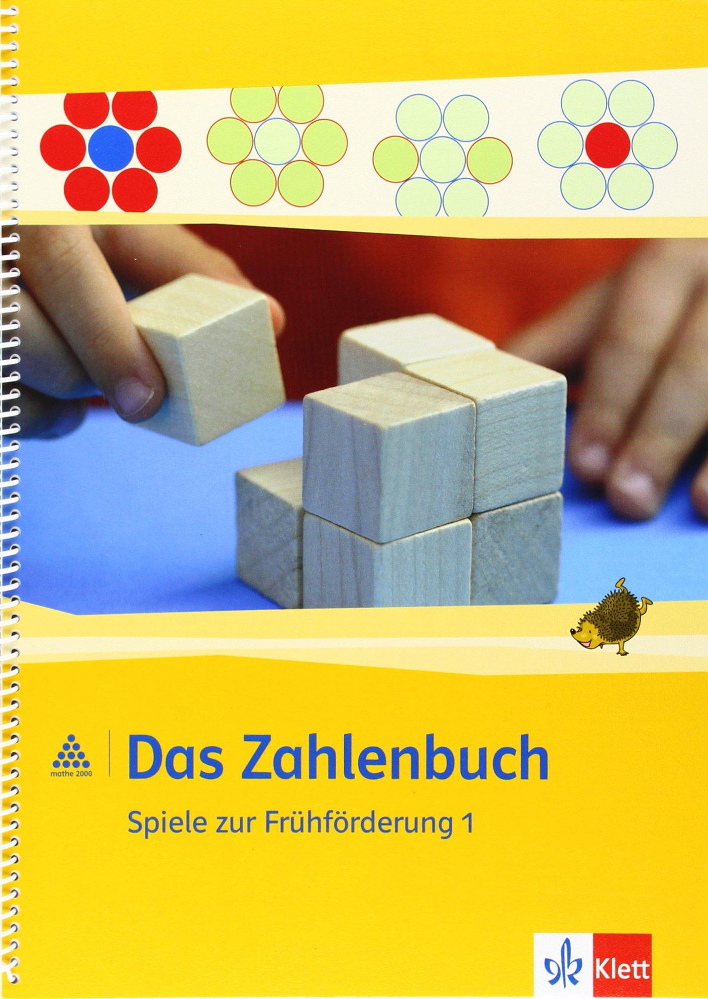 Das Zahlenbuch Frühförderung / Spiele zur Frühförderung 1