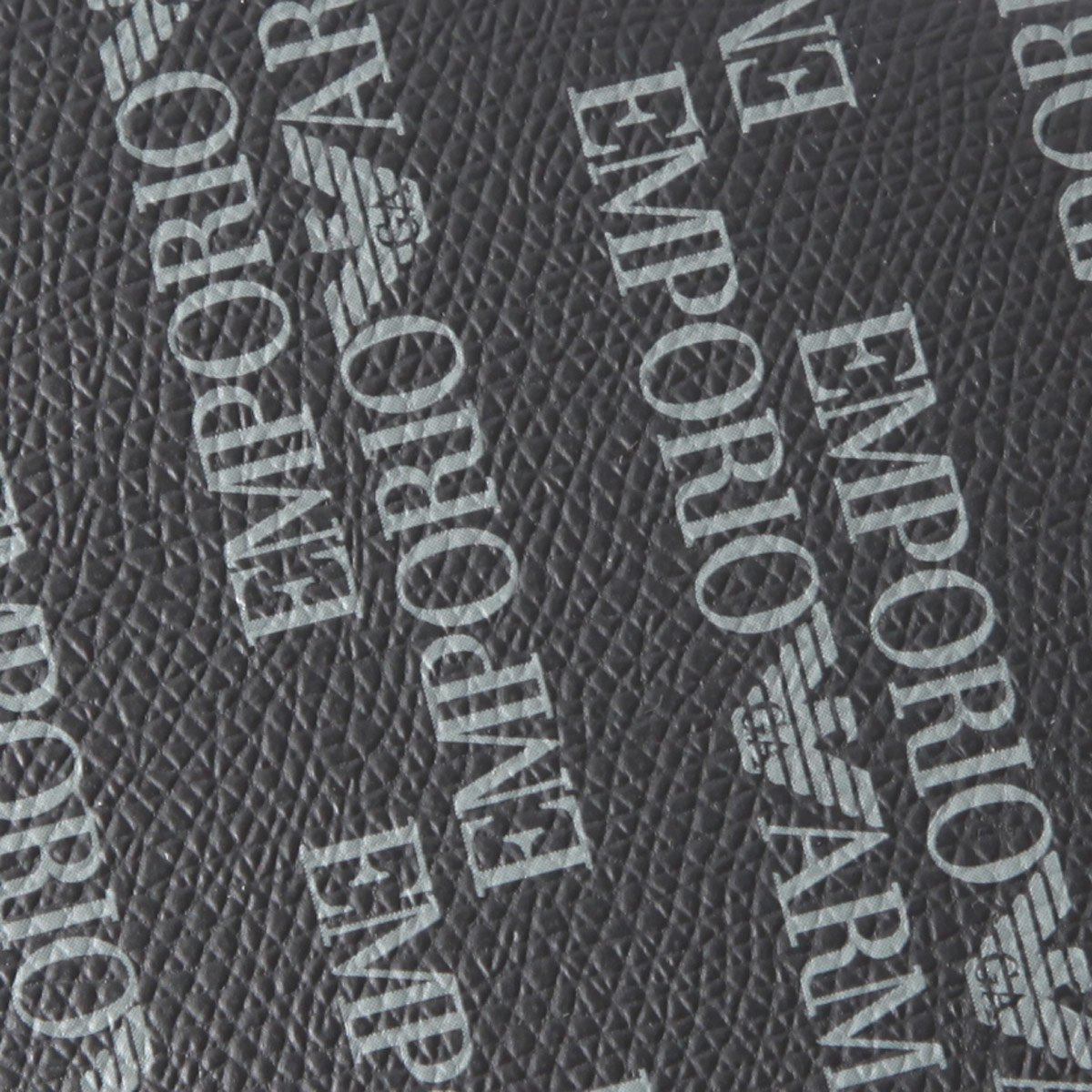 super popular 702b4 c2adf ウォレット ロング 二つ折り 総ロゴ ARMANI EMPORIO (エンポリオ ...