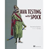 Java Testing With Spock