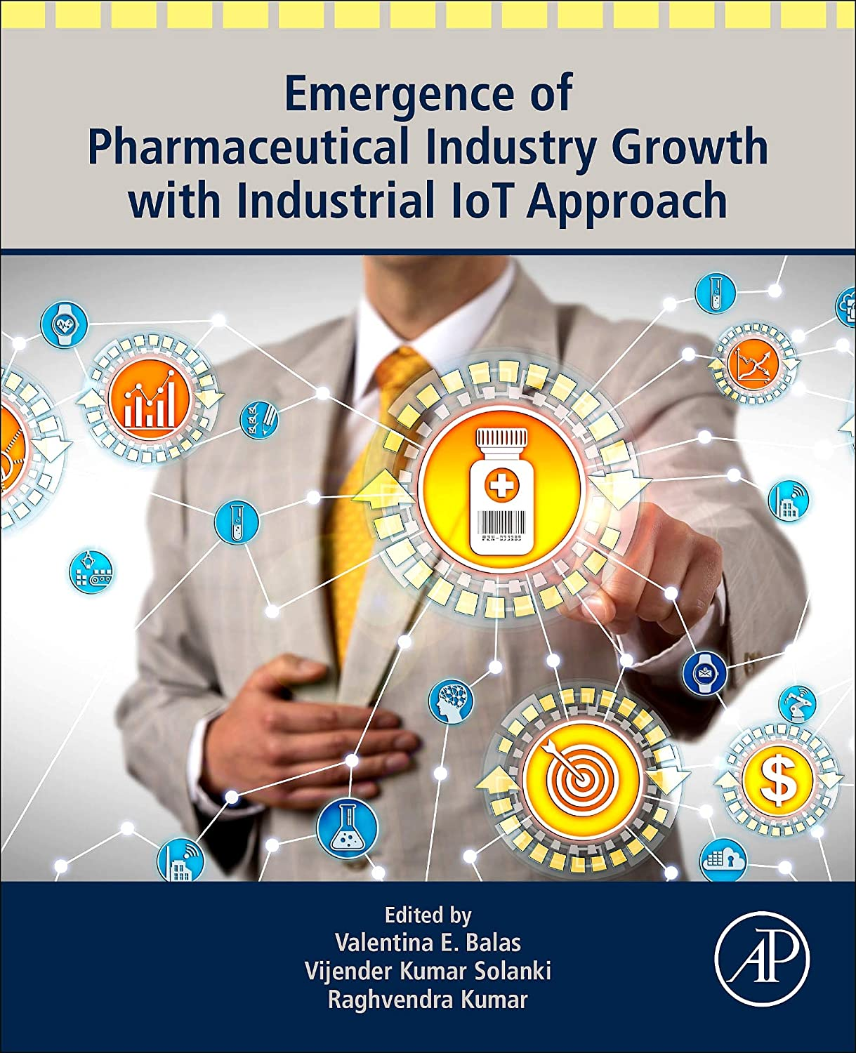 Emergence Of Pharmaceutical Industry Growth With Industrial Iot