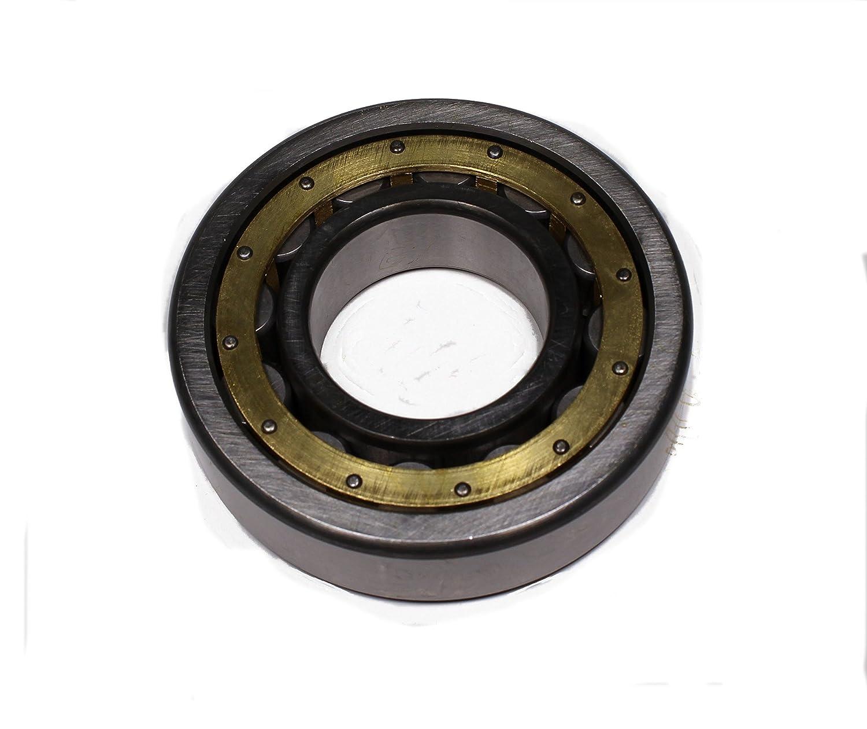 URB NJ220 EMC3 Cylindrical Roller Bearing 100 mm ID x 180 mm OD x 34 mm Width Machined Brass Cage