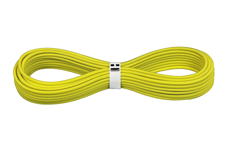 Hummelt/® SilverLine-Rope Expanderseil Gummiseil 8mm 30m blau