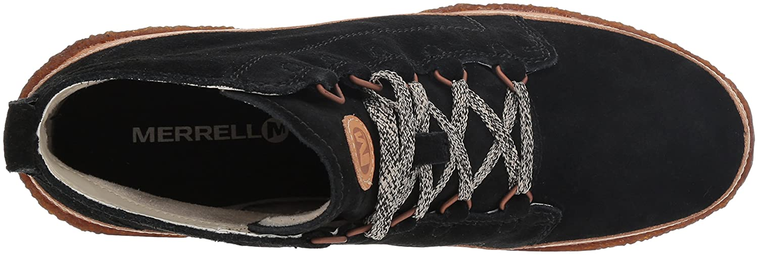 Merrell Pump Women's Tremblant Wedge Lace Pump Merrell B078N6WTY4 11 M US|Black 2b346b