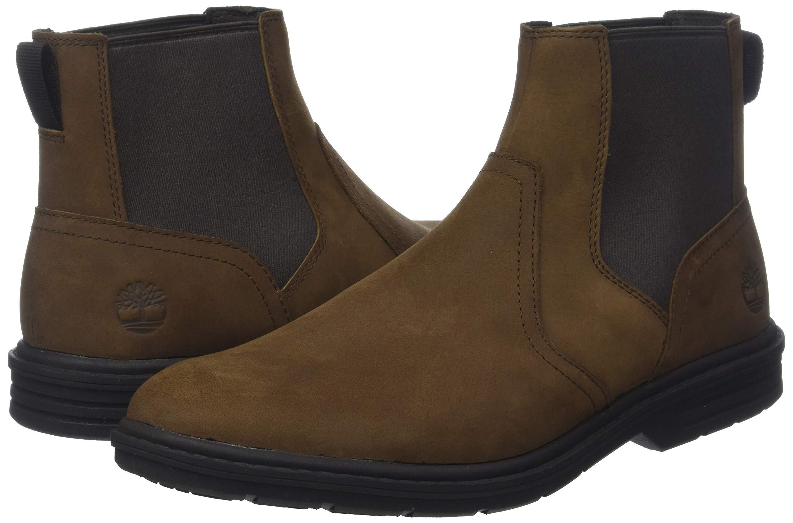 Teleférico disfraz aeropuerto  Timberland Men's Sawyer Lane Chelsea Ankle Boots- Buy Online in Aruba at  aruba.desertcart.com. ProductId : 218023356.