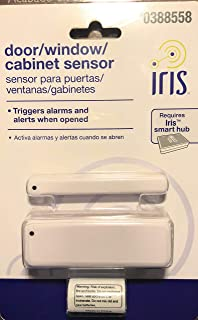 Iris Indoor Door and Window Sensor