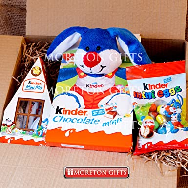 Kinder easter special bunny fun box kinder blue bunny plush toy kinder easter special bunny fun box kinder blue bunny plush toy mini mix negle Image collections