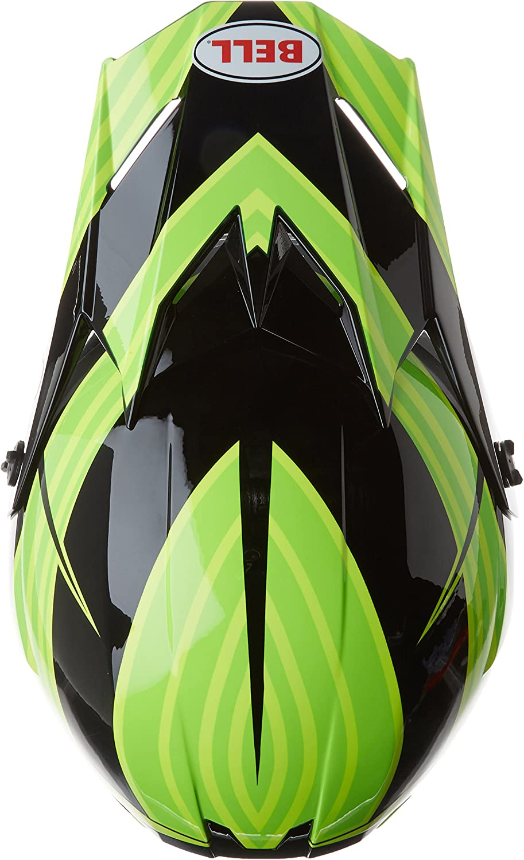 M Bell Powersports Helme SX-1 Switch Gr/ün