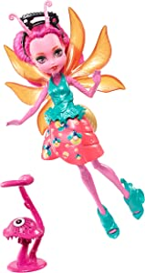 MONSTER HIGH GARDEN GHOULS WINGED CRITTERS LUMINA DOLL